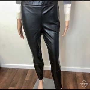 🌟HOLIDAY SALE! NWT WHBM Vegan- Leather Leggings!